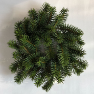3'' WREATH (GREEN)