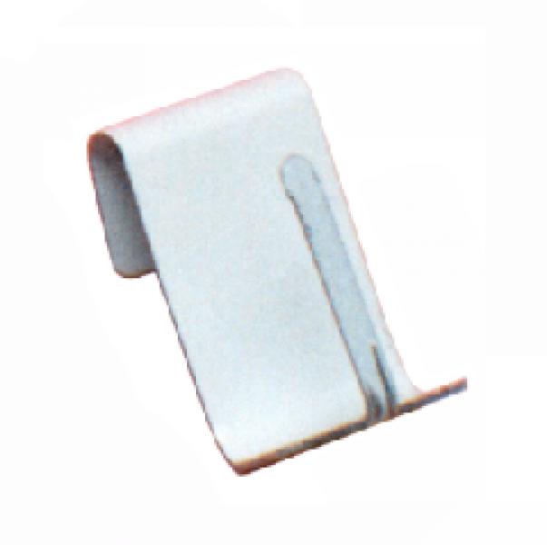 Ganci Per Tende Finestre Pvc.Gancio Per Infissi In Metallo Bianco Valsania Varie Valsania S N C