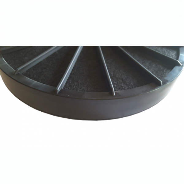 Filtro cappa carbone faber ariston d mm 232 valsania for Filtro cappa faber